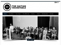 Thehaitianroundtable.org