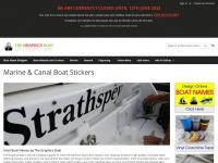 Thegraphicsboat.co.uk
