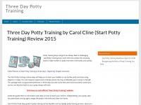 Threedaypottytraining.net