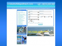 cruiseholidaysdirect.com