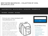 classybackpacks.com