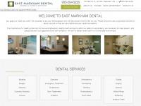 eastmarkhamdental.com