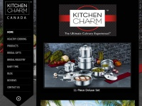 Kitchencharm.ca