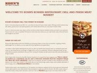 kohnskosher.com