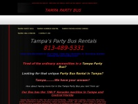 tampa-partybus.com