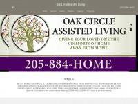 oakcircleassistedliving.com