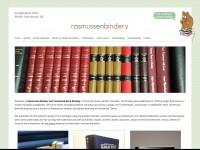 rasmussenbindery.com
