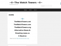 Thewatchtowers.net