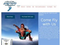 skydivevancouverisland.com