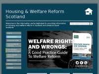 welfarereformscotland.co.uk Thumbnail