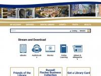 camarillolibrary.org Thumbnail