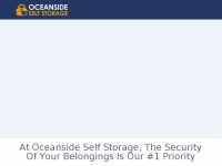 Oceansideselfstorage.net