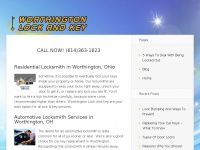worthingtonlockandkey.com
