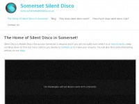 somersetsilentdisco.co.uk