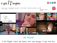 Itgetsbrighter.org