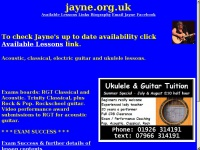 jayne.org.uk