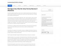 customizedshirtscheap.us Thumbnail