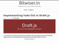 Bitwiser.in