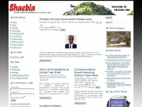 Welcome to Shaebia.org