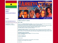 yankeys-beauty-lounge.com