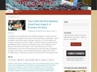 Goodfoodoneverytable.org