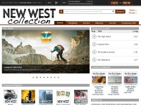 newwestcollection.com