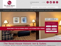 thereadhousehotel.com