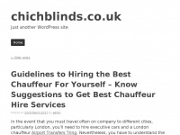 chichblinds.co.uk