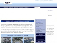 Mauport.com - Mauritius Ports Authority Home Page