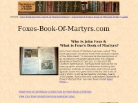foxes-book-of-martyrs.com