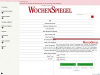 wochenspiegellive.de Thumbnail