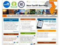 Tradebarriers.org