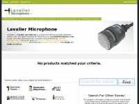 lavaliermicrophone.com