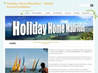 Holiday Home Mauritius - Rental Accommodation.  -  Rental accommodation, at Holiday Home Mauritius. Villa, Bungalows and Studio. Rental