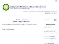 Partir pas cher... Découvrez le Maroc authentique, la montagne, le sahara à pieds ou en 4x4...