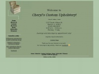 cherylscustomupholstery.com