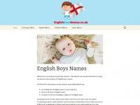 Englishboysnames.co.uk