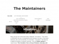 themaintainers.org Thumbnail