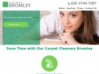 carpetcleanersbromley.org.uk Thumbnail