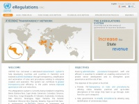 eRegulations system is a turn-key e-government tool providing full transparency in administrative procedures