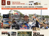 Official website of the Dakar rally raid