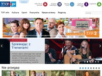 Strona glówna - tvp.pl - Telewizja Polska S.A.