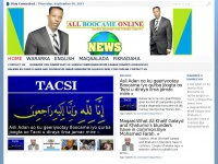 Allboocame.com - All Boocame Online | Latest News From Somalia
