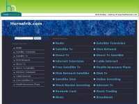 hornafrik.com