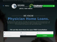 indianaphysicianhomeloans.com