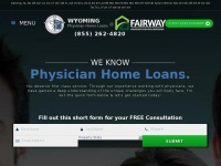 wyomingphysicianhomeloans.com
