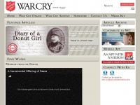 Thewarcry.org