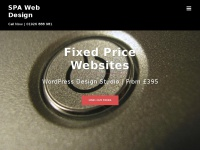 Spawebdesign.co.uk