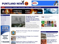 Puntlandnews24.com - PUNTLAND NEWS 24 - Your gateway to Somali News