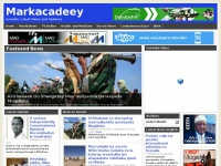 Markacadeey - Somalia: Latest News and Opinions
